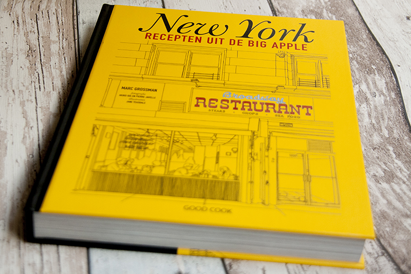 New York recepten uit de big apple marc grossman