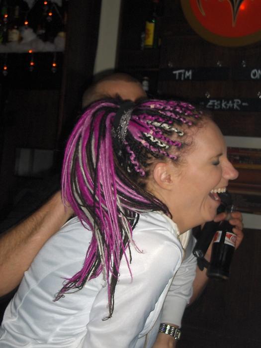 Miss Deedy bij Grand Café Vrienden