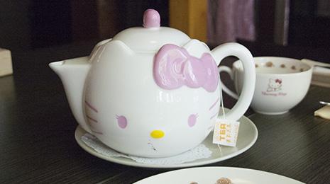 Hello Kitty High Tea bij Set Café in Den Haag - uitgelicht