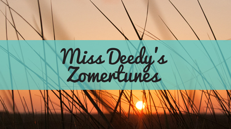 Miss-Deedys-Zomertunes-uitgelicht