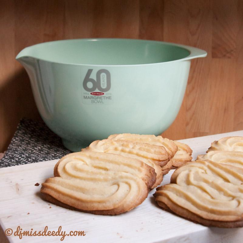 Spritsen; koekjes van eigen deeg | www.deedylicious.nl