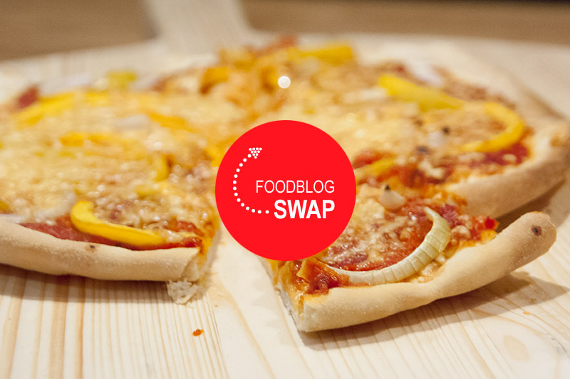 Foodblogswap: Homemade Pizza met zelfgemaakte pizzasaus | www.deedylicious.nl