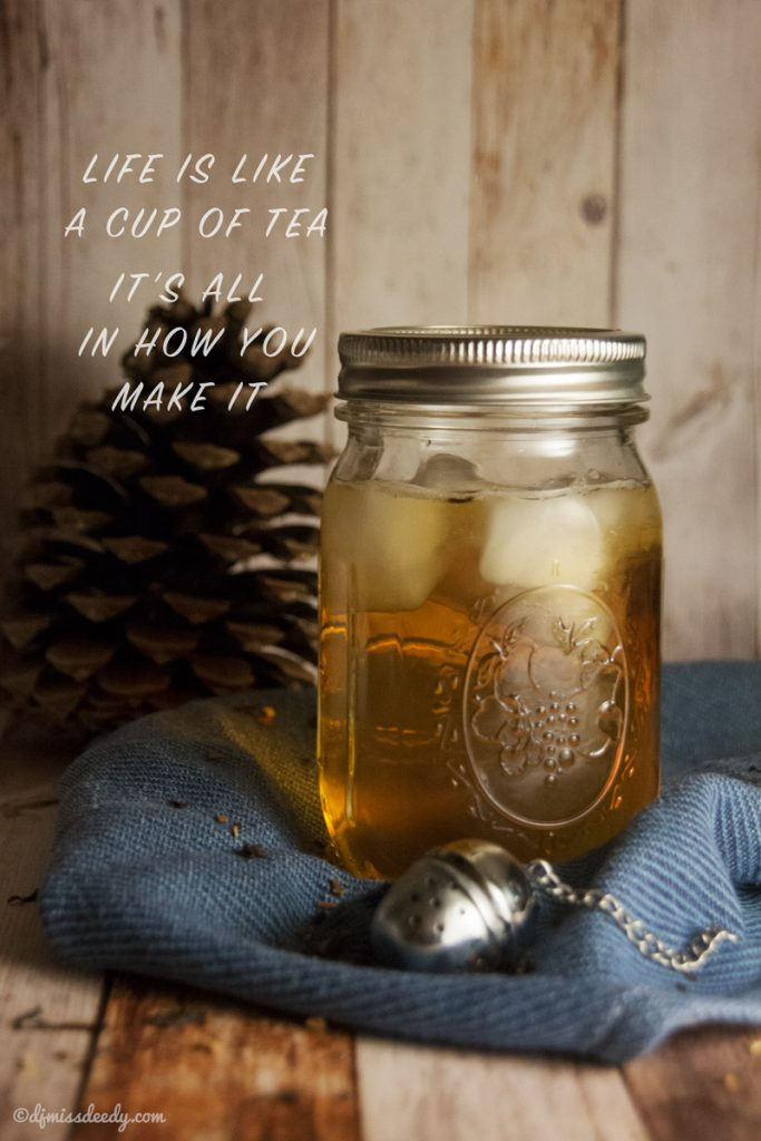 Coldbrew Winter Ice tea | www.deedylicious.nl