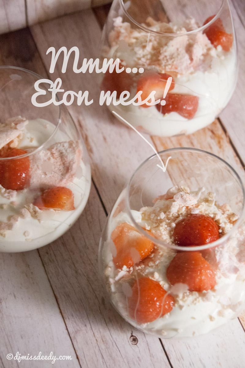 Leftover Eton mess | www.deedylicious.nl
