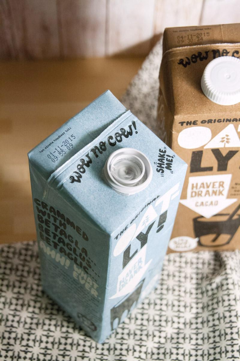 Oatly; (choco)melk zonder melk | www.deedylicious.nl