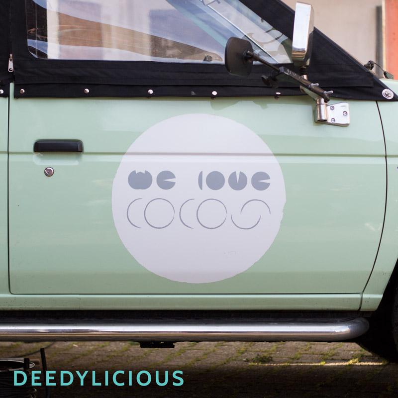 Cocosballen op het Food & Lifestyle festival | www.deedylicious.nl