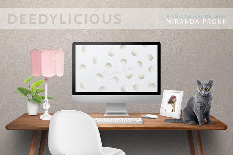 Pimp je desktop met gratis DeedyLicious wallpapers! | www.deedylicious.nl