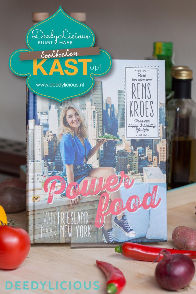 WIN Powerfood, van Friesland naar New York van Rens Kroes | www.deedylicious.nl