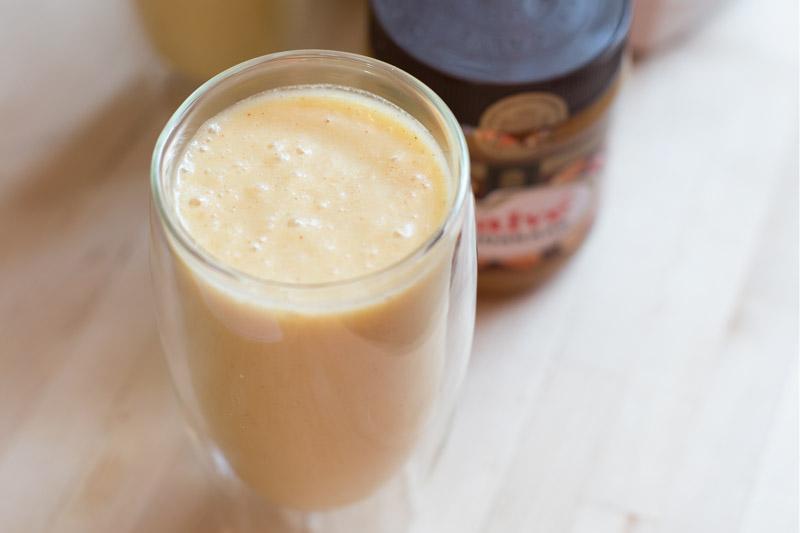 Pindakaas smoothie | www.deedylicious.nl