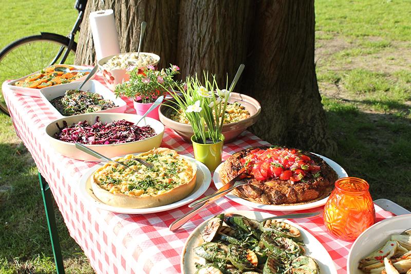 Met de buuf eten in het Vondelpark   www.deedylicious.nl