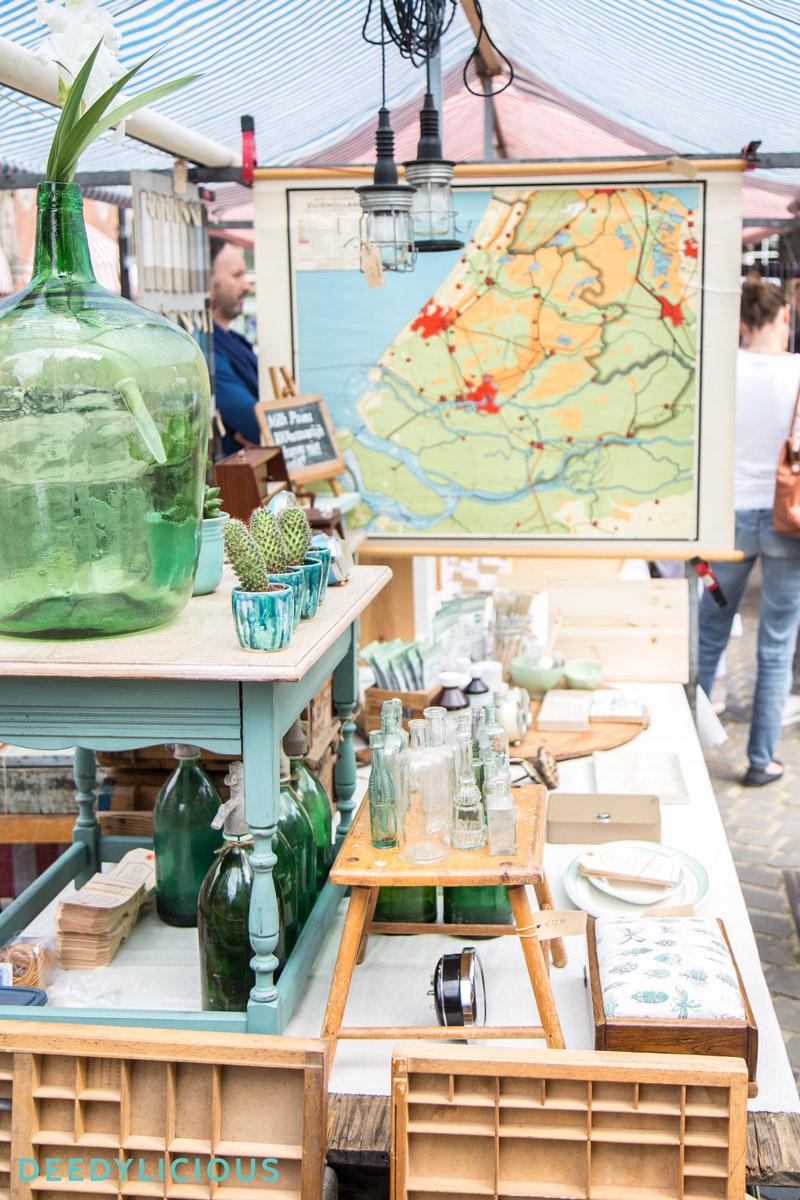 Struinen over de Swan Market   www.deedylicious.nl