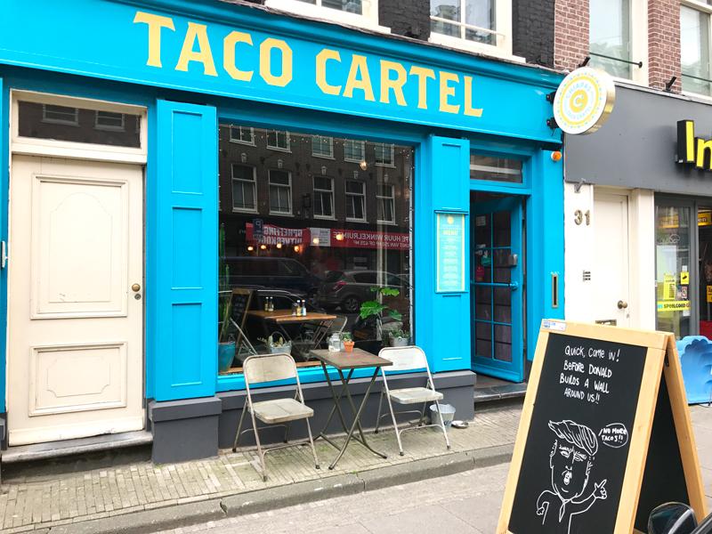 Mexicaanse restaurants top 3 | www.deedylicious.nl