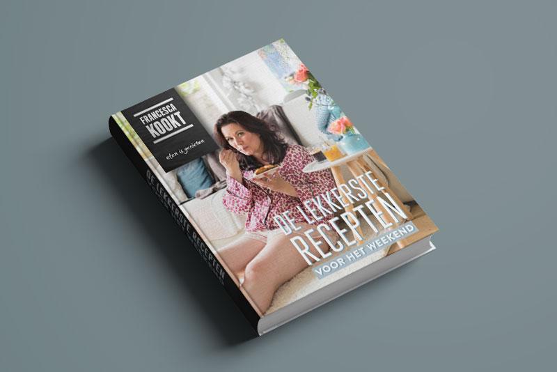 Weekend eBook Francesca Kookt | www.deedylicious.nl