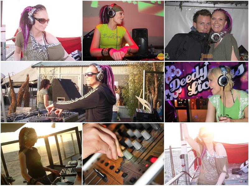 DJ Miss Deedy | www.deedylicious.nl