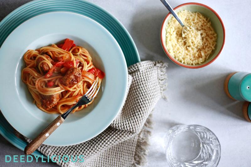 Spaghetti Eetkalender 2019 | www.deedylicious.nl