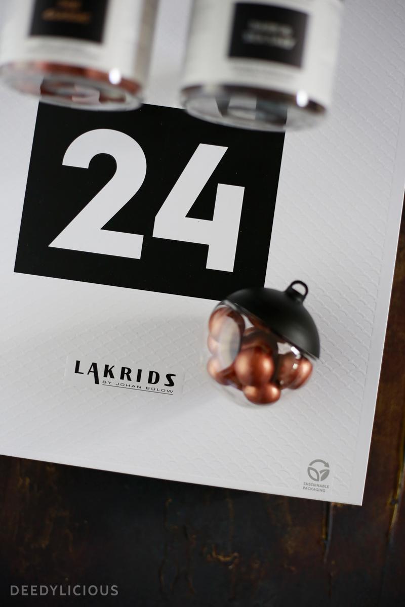 Elke dag een cadeautje met de Lakrids Adventskalender | www.deedylicious.nl