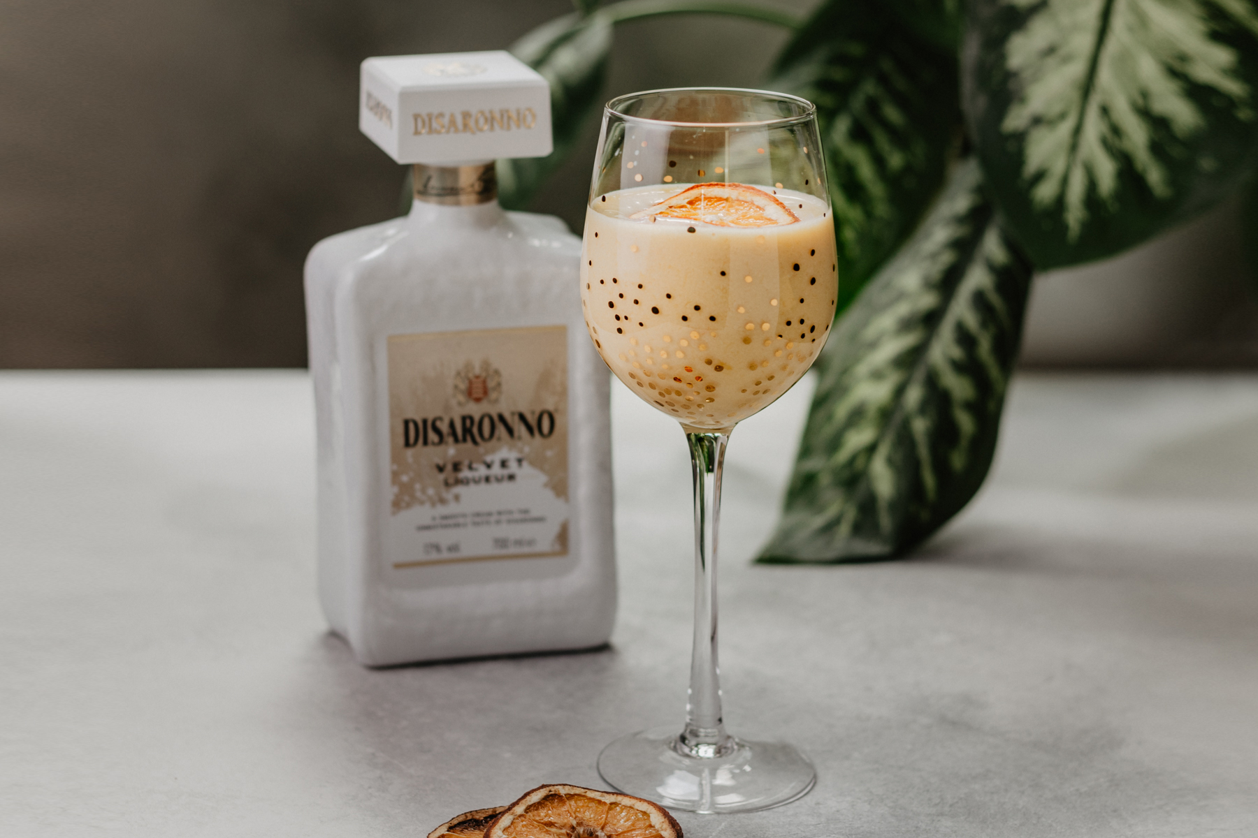 Disaronno Velvelt cocktail