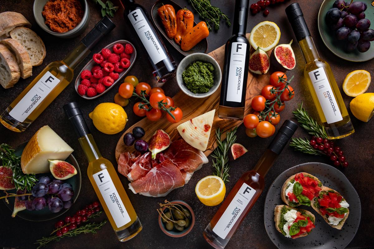 Producten van Foodelicious